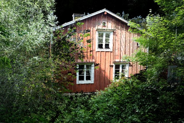 Övre Nybackan kotiseututila Vantaalla