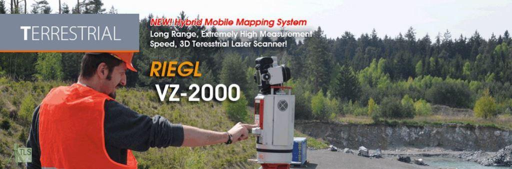 RIEGL VZ-2000